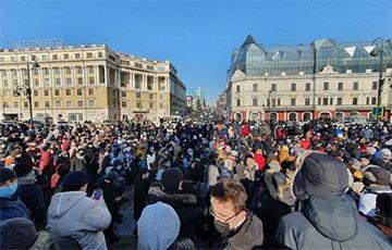 Протесты в России: элиты начали сливать Путина?