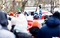 В Минске поставлен рекорд-минимум по числу задержанных на воскресных протестах