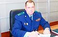 СМИ: В Витебске задержали прокурора города