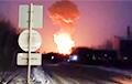 В РФ на заводе, где производят заряды к «Градам», произошел мощный взрыв