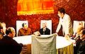 Почему-то в памяти всплывает сцена из «12 стульев»