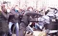 Задержан «берсерк», давший отпор Росгвардии на акции в Москве