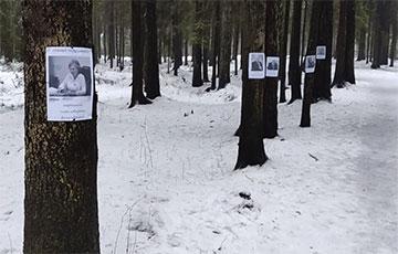 Жители Новополоцка провели дерзкую акцию против прислужников узурпатора