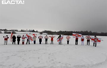 Вилейка вышла на акцию солидарности