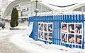 Белорусская художница проводит «партизанские» акции по всему Минску