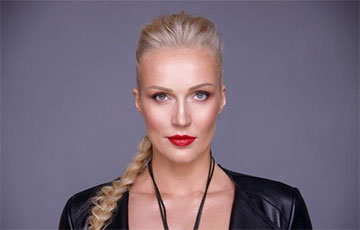 Елена Левченко: Белорусские цвета – только красное на белом