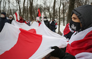 'At Full Swing!': Belarusians Protest, Getting Prepared For March 25
