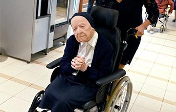 Старейшая жительница Европы выздоровела от COVID-19