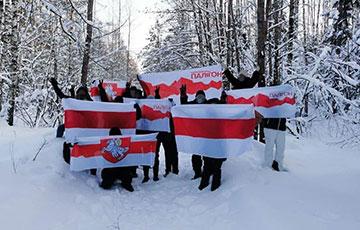 В Колодищах прошла акция протеста и солидарности