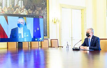 Латвия и Литва будут содействовать проведению свободных выборов в Беларуси в 2021 году
