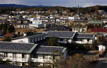 В Японии произошло мощное землетрясение: видео