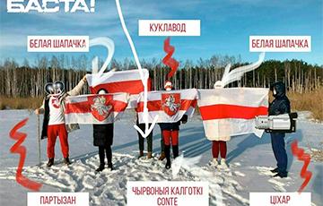 Солигорчане провели оригинальная акцию протеста
