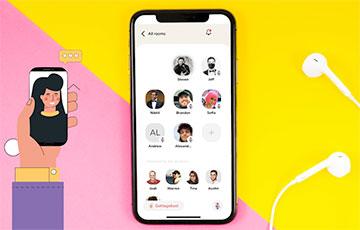 Создана неофициальная версия соцсети Clubhouse для Android