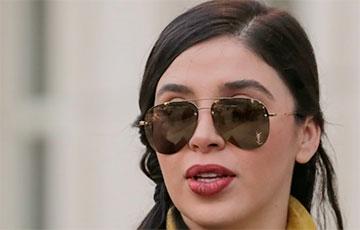 В США арестована жена наркобарона «Эль Чапо»