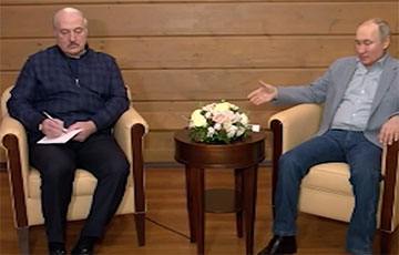 Difficult Questions Were Posed to Lukashenka in Sochi