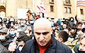 В Грузии арестовали главу партии Саакашвили
