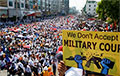 Ко всеобщей забастовке в Мьянме присоединились миллионы человек