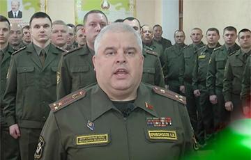 Беларусы пакпілі з неадэкватнага «ябацькі», палкоўніка Крываносава