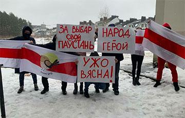 «Завтра — весна!»: Беларусь вышла на акции протеста