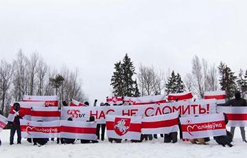 Белорусы провожают зиму