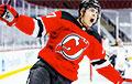 Белорусский хоккеист Шарангович снова забил за «Нью-Джерси»