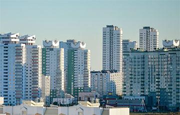 Цены на недвижимость в Беларуси покатились вниз