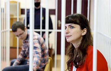 Суд приговорил врача Сорокина и журналистку tut.by Борисевич к реальным срокам в колонии