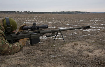 Украинские снайперы получили мощные винтовки: поражают цель на расстоянии 2-х километров
