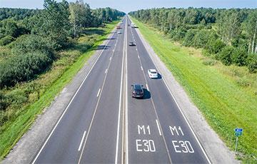 Белорусская трасса М1 — одна из самых дорогих в мире