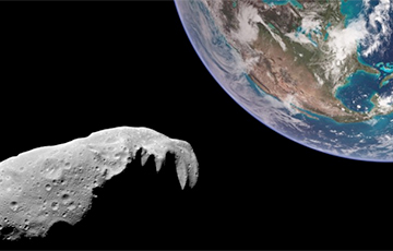 Ученые: Огромный астероид «Бог Хаоса» пролетит мимо Земли в субботу