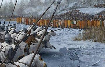 Как великий князь литовский Тройден дал отпор Ливонскому ордену