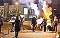 Минчане провели яркую акцию во Фрунзенском районе