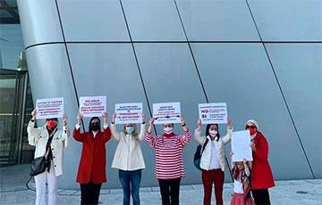 Белорусы Италии призывают инвестиционный фонд Assicurazioni Generali отказаться от сделок с диктатором