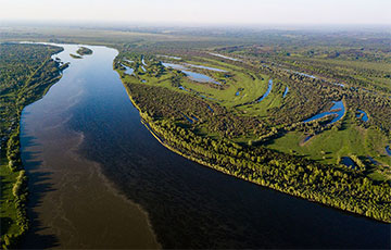 Стало известно, почему в России загорелась река Обь