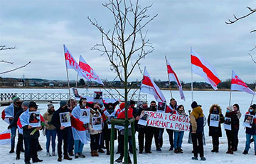 Беларусь вышла на воскресные протесты