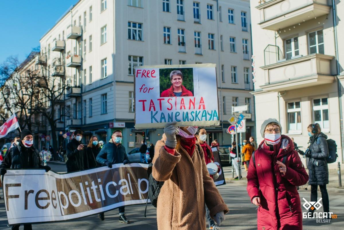 В Берлине прошла акция солидарности с белорусскими женщинами3