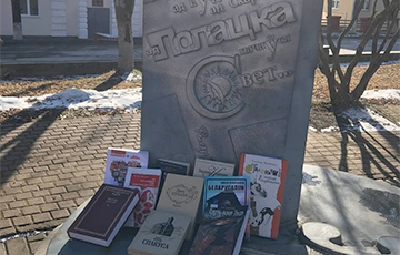 Жители Полоцка с самого утра провели патриотическую акцию