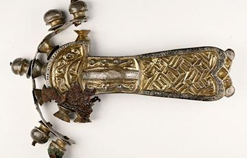 Ученые нашли в Чехии богатую «женскую» сокровищницу V века