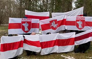 Белорусы по всей стране выходят на акции