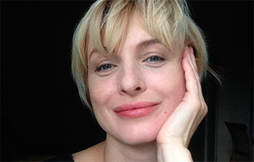 Актриса Светлана Аникей: Я знаю, что белорусы победят