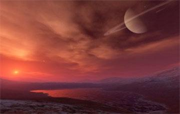 Ученые: Кратер на Титане оказался подходящим местом для зарождения жизни