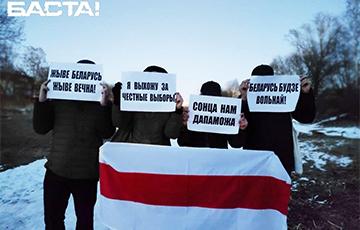 «Сонца нам дапаможа!»: жители Малиновки вышли на яркую акцию