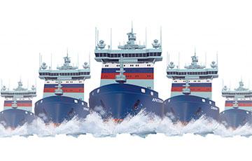 Арктическая немощь российского ледокольного флота