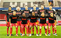 "Photo Fact: The Players of the Belgian National Team Came Out in T-Shirts with the Inscription ""Football for Change"" for the Match with Belarusians"