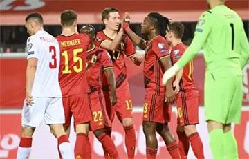 Вопрос к белорусским футболистам