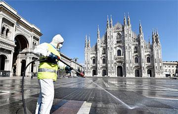 В Италии начался пасхальный локдаун