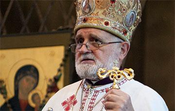 Грэка-каталіцкі святар: Нястомна молімся за Богам сцеражоную нашу Беларусь і ўвесь народ0