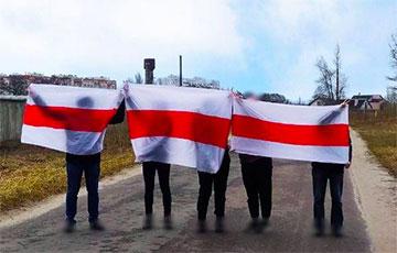 Партизаны Бреста вышли на воскресную прогулку