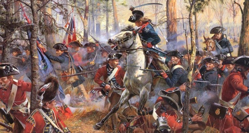 Как Джордж Вашингтон заметил военный гений Тадеуша Костюшко2
