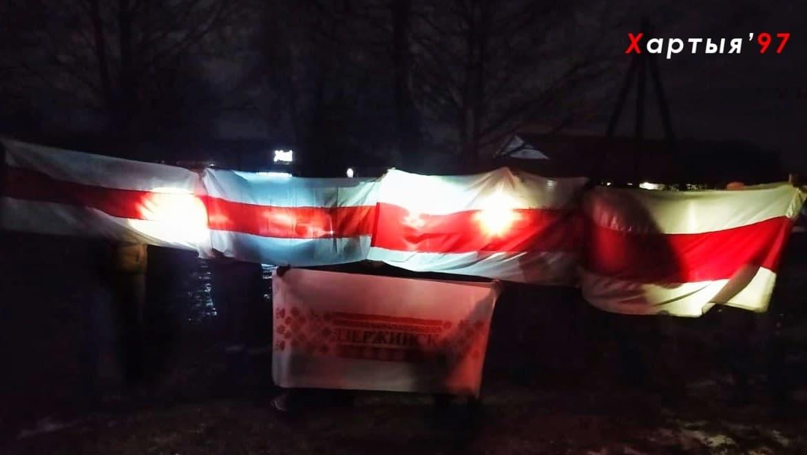 В Беларуси прошли воскресные акции протеста3